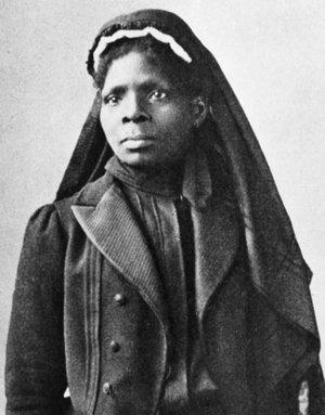 Susie King Taylor, black educator and army nurse Aug. 6, 1848 - Oct. 6, 1912