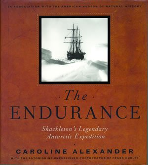 The Endurance Book Cover