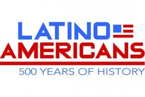 Latino Americans 500 Years of History logo