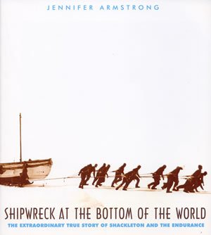 Shipwreck at the Bottom of the World book cover