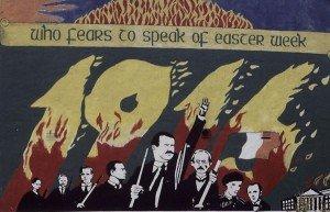 Image of Easter 1916 uprising