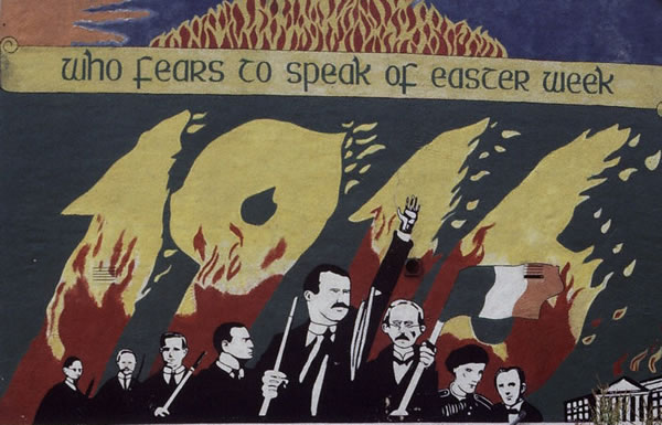 Image of Easter 1916 uprising