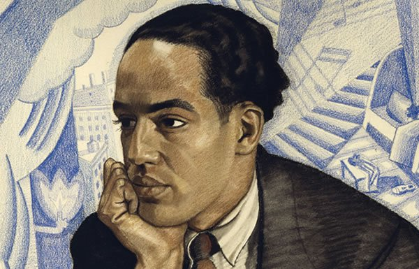 Image of Langston Hughes