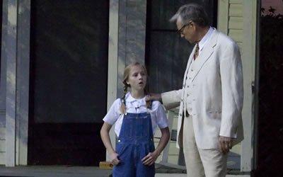Image from To Kill a Mockingbird film