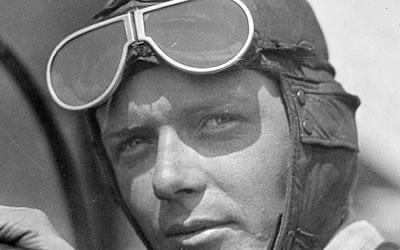 Photo of Charles Lindbergh