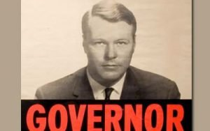 Image of poster for governor