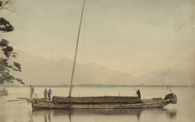 Image for An Apprentice Boat Builder in Japan
