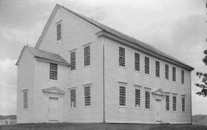 Image of Rockingham Meetinghouse