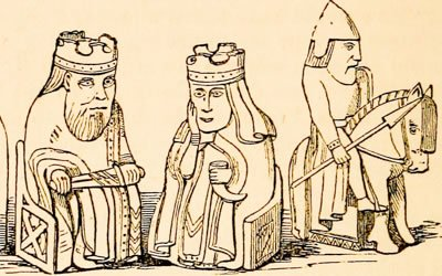 Image of Ivory Vikings: The Mystery of the Lewis Chessmen
