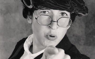 Image of Judith Black as Mother Jones