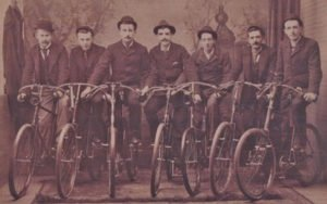 Image of 1893 bicycle club