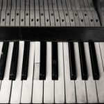Image of a piano keyboard