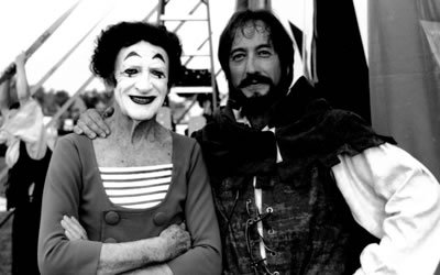 Image of The Silent Language of the Soul: The Legacy of Mime Marcel Marceau