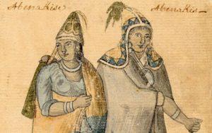 Image of Abenaki illustration