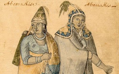 Image of Abenaki illustration