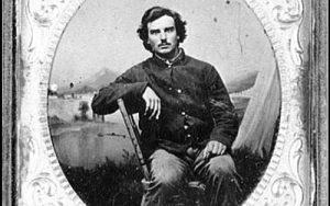 Image of Civil War soldier
