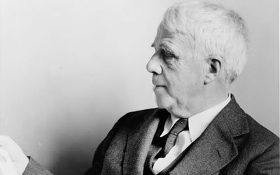 Image of Robert Frost
