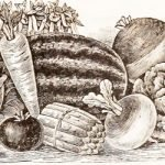 Image of garden vegetables