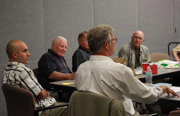 Image of Stephen Kiernan at Veterans Book Group