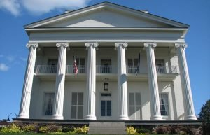 Image of Greek Revival building in Vermont