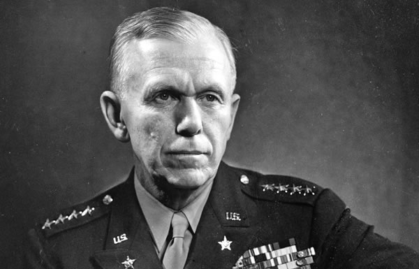 Image of George C. Marshall