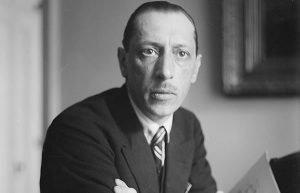 Image of Igor Stravinski