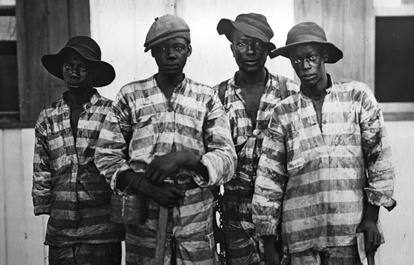 Image of African-American inmates