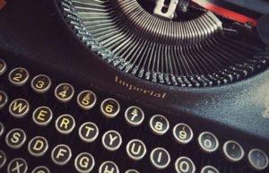 Image of Typewriter