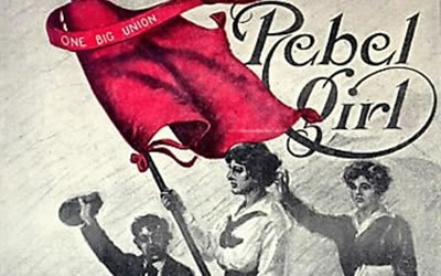 Image of Rebel Girl poster