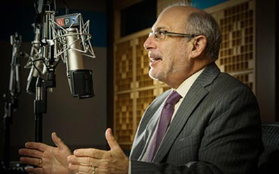 Looking Back At 40 Years Of Radio With Robert Siegel Of 'All Things Considered'