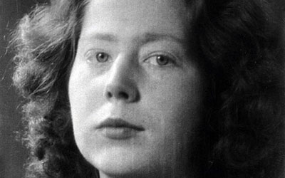 Image of Dutch resister Hannie Schaft