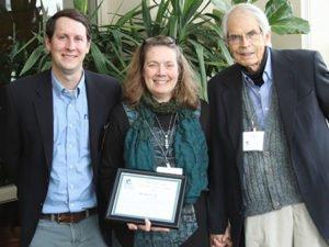 Image of Swenson Award winner