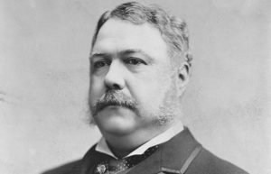 Image of Chester A. Arthur