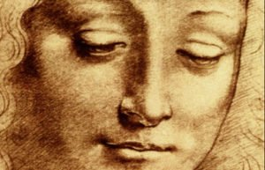 Image of da Vinci sketch