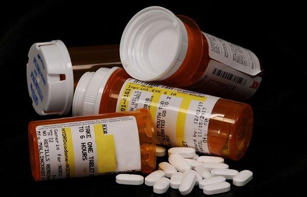 Image of pill bottles