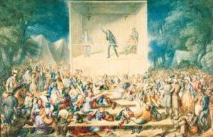 Image of Methodist revival