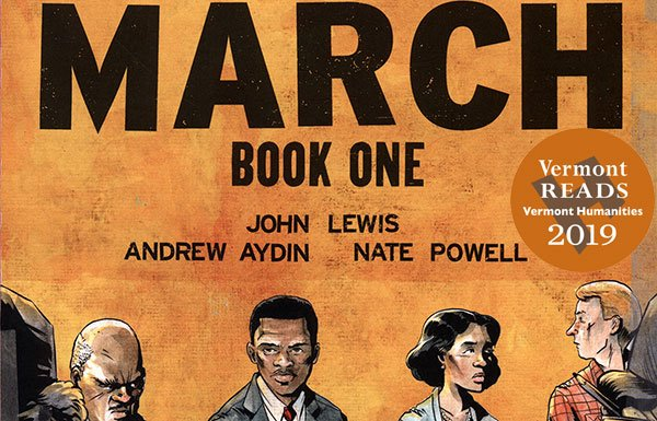 Image of March: Book One cover