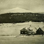 Image of Vermont field in winter