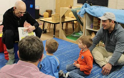 Read with Me Helps Build Skills in Fathers and Children