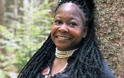 Words in the Woods with Poet Shanta Lee Gander