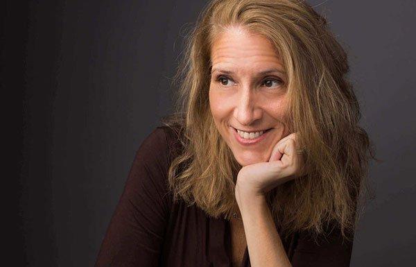 Author Catherine Sanderson