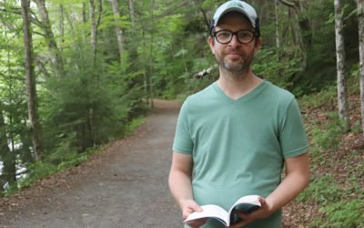 Words in the Woods with Poet James Crews