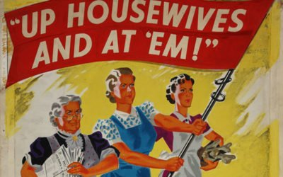 Domestic Soldiers: British Housewives and the Second World War