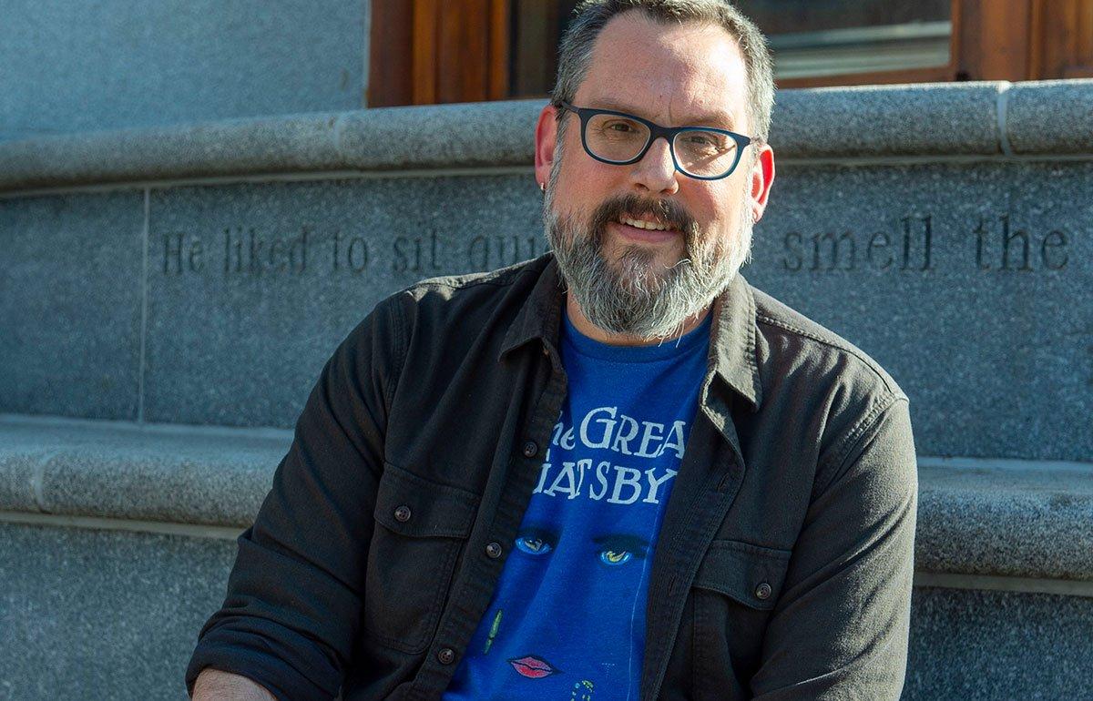 Executive Director Christopher Kaufman Ilstrup