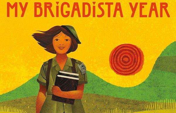 "Cover of ""My Brigadista Year"" book"
