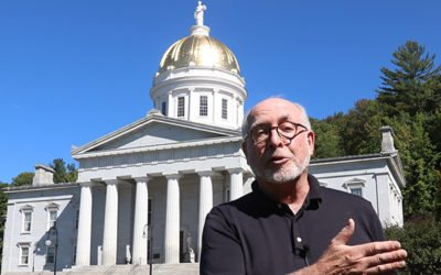 Vermont's Temples of Democracy: A Tour with State Curator David Schutz