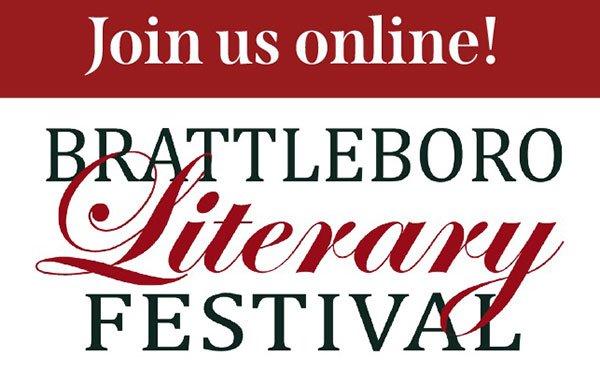 Join Brattleboro Literary Festival online