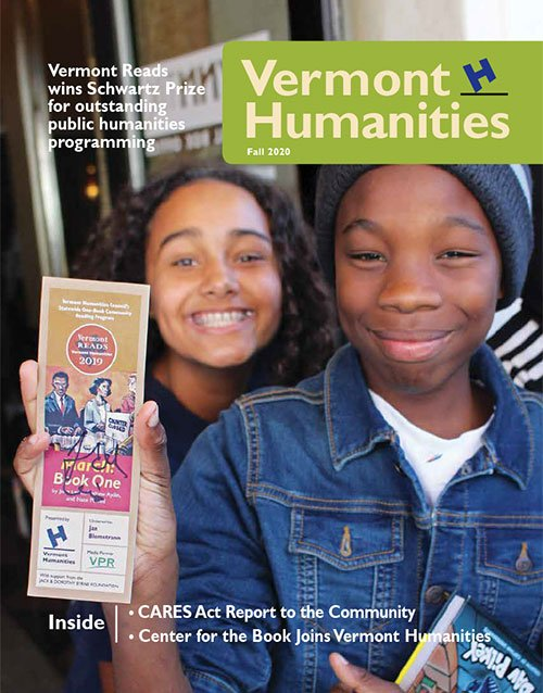 Vermont Humanities Fall Newsletter