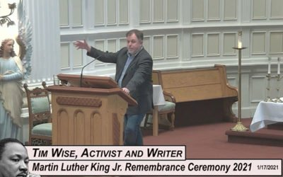 Martin Luther King Jr. Remembrance Ceremony 2021
