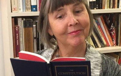 "Meg Mott on ""The Glorious Occupation"" of Citizenship"
